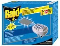 Raid Elektrický strojek 1x1ks + náhr.náplň suchá 1x10ks