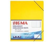 Desky odkládací mapa Sigma 250 pp mix 5ks