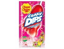 Chupa Chups Crazy dips jahoha 24x14g