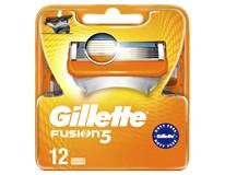 Gillette Fusion Manual náhradní hlavice 1x12ks