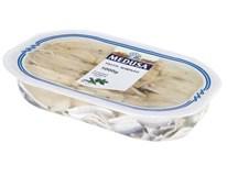 Cesare Sardinky marinované filety chlaz. (pevný podíl 620g) 1x1kg