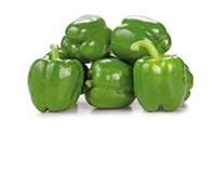 Paprika zelená 70/80 I. čerstvá 1x500g fólie