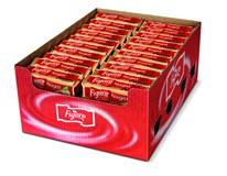Figaro Nugát Čokoláda mléčná + nugátový krém 60x32g