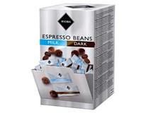Rioba Kávové zrno v čokoládě milk/dark 1x440g (400ks)