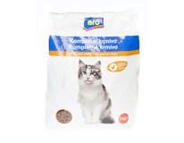 ARO Kompletní krmivo granule drůbeží pro kočky 1x2kg