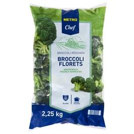 Metro Chef Brokolice růžičky 40/60 mraž. 1x2,5kg