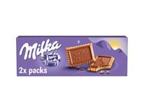 Milka Choco biscuit sušenky s čokoládou 1x150g