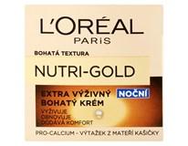 L'Oréal Nutri-gold noční krém 1x50ml