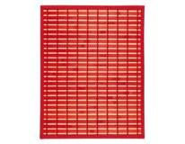 Prostírání Tarrington House bambusové lem 40x31cm červené 1ks