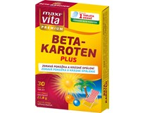 MaxiVita Betakaroten plus 1x30 tablet
