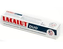 Lacalut Duo zubní pasta 1x75ml