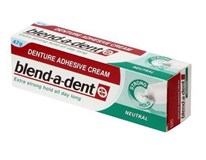 Blend-a-Dent Krém na protézy neutral 1x47g