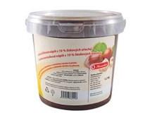 Krém oříško-čokoládový 1x1,2kg