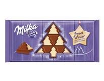 Milka Čokoláda zimní 1x100g