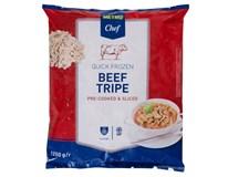 Horeca Select Hovězí dršťky výběrové vařené krájené mraž. 15x1kg