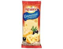 Président Emmentál sýr bloček chlaz. 1x250g