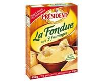 Président La fondue chlaz. 1x450g