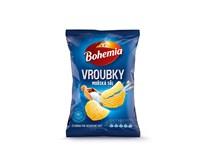 Bohemia Chips Vroubky s mořskou solí 18x65g