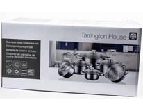Sada hrnců Tarrington House nerez 11-dílná 1ks