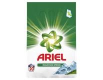 Ariel Mountain Spring prací prášek (20 praní) 1x1,5kg