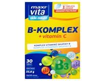 Maxi Vita B-komplex 1x30 tablet