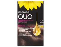 Garnier Olia Barva 5.0 hnědá 1x1ks