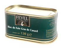 Feyel Foie gras blok 1x130g