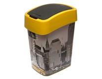 Koš odpadkový Flipbin 25L New York 1ks