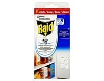 Raid Proti potravinovým molům 1x3ks
