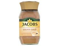 Jacobs Crema Gold káva instantní 3x200g