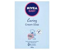 Nivea Baby Krémové mýdlo 1x100g