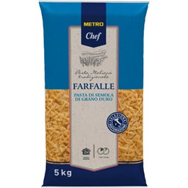 Metro Chef Farfalle těstoviny 1x5kg