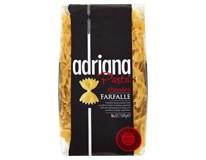 Adriana Farfalle semolinové těstoviny 1x500g