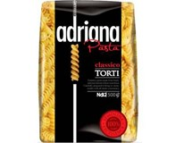 Adriana Vřetena Torti semolinové těstoviny 1x500g