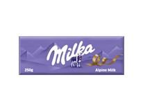 Milka Čokoláda Alpine Milk 1x250g
