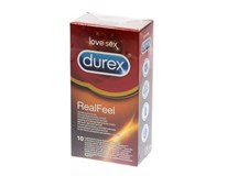 Durex Real feel kondomy 1x10ks