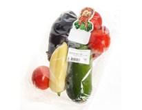 Zelenina na grilování mix chlaz. váž. 1x cca 1kg vanička