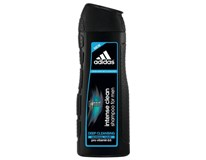 Adidas Intense clean šampon pro normální vlasy pán. 1x400ml