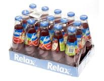 Relax Jahoda nektar 15x200ml nevratná láhev