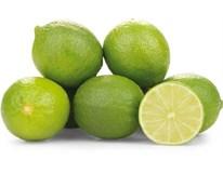 Limety zelené 60+ čerstvé 1x4kg