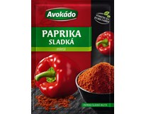 Avokádo Paprika sladká mletá 5x25g