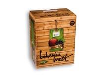 Bohemia Mošt jablko/ černý rybíz 100% 1x3L