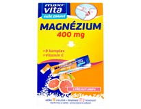 Maxi Vita Magnesium 400mg 1x16 sáčků