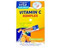 Maxi Vita Vitamin C komplex 1x16 sáčků
