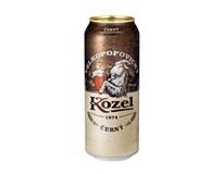 Velkopopovický Kozel černé pivo 24x500ml plech