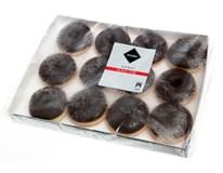 Rioba Donut čokoládový mraž. 12x52g