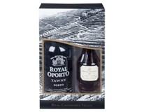 Royal Oporto Tawny 1x(750ml + 10yo 200ml)