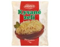 Zelí kysané bílé SK 70% chlaz. 1x1kg sáček
