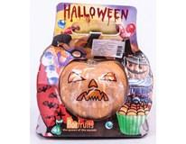 Dýně Halloween s obličejem čerstvá 1x1ks