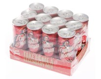 Captain Morgan&Cola 5% nápoj 12x250ml